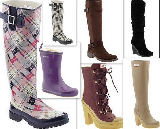 Stylish Rainboots: Stay Dry AND Look Good | Brainy Beauty Talk