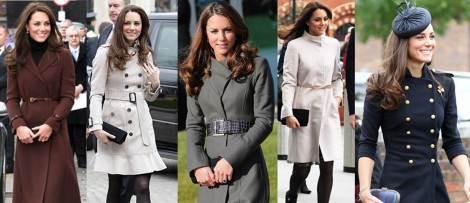 Kate Middleton Coats